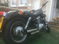 Motorbike for swap or sell