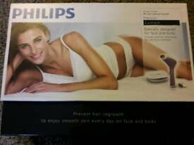 NEW Philips IPL Precision Lumea hair removal system