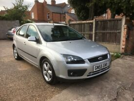 Ford Focus 1.6 Zetec Climate 5dr, MOT TILL JUNE NEST YEAR, DRIVES VERY WELL, FIRST TO SEE WILL BUY