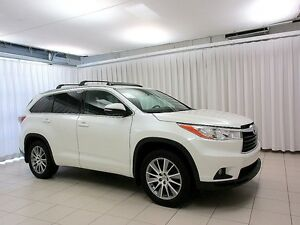 2015 Toyota Highlander PRICE REDUCED!!	 XLE AWD SUV 8PASS w/ NAV