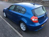 BMW 1 Series 116i 2005 100k (Bluetooth, DAB)