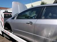 Honda civic 2006 to 2010 breaking