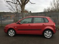 2004 VOLKSWAGEN POLO SE TDI, 1.4L DIESEL, 5DOOR, MANUAL