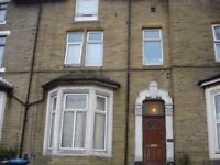 This is an apartment in the busy area of Bradford,yet minutes away from the City Center.