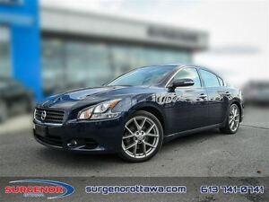 2011 Nissan Maxima 3.5 SV CVT  - $116.02 B/W