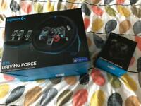 LOGITECH Driving Force G29 Wheel & Gearstick Bundle