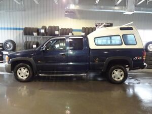 2005 GMC Sierra 1500 4WD Extended Cab
