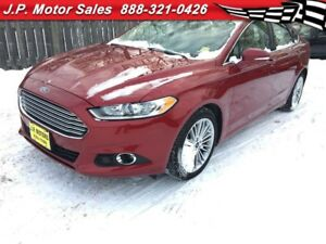 2015 Ford Fusion SE, Auto, Navigation, Sunroof, 60, 000km