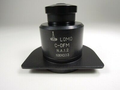 Lomo Darktfield Condenser N.a.1.2 For Biological Microscope