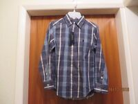 Authentic Polo Ralph Lauren Long Sleeve Shirt - rrp £75 - Age 8