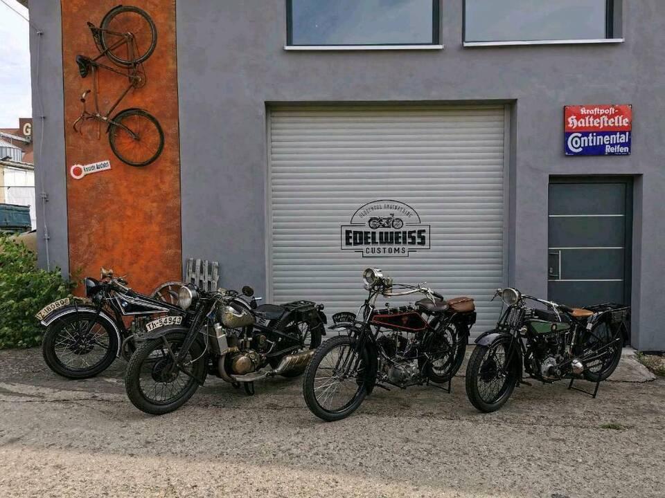 ‼️SUCHE‼️ Motorrad Vorkrieg  Harley NSU D-Rad Imperia DKW Zündapp in Schleiz