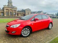 2011 Vauxhall Astra Excite, 110BHP, 78,200miles, 12 months MOT*, S/Hist x9*, 5 Door, Petrol, Manual