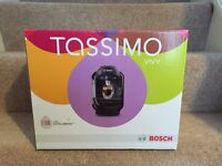 Tassimo Vivy coffee machine - New, never been used