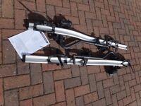 Genuine Jaguar roof mounted cycle carrier. (Bike rack C2A-1539)
