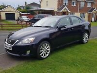 Lexus 2010 . Diesel . Full Mot with service history . Great spec .