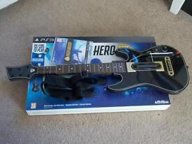 Guitar Hero Live Ps3!!!!!!!!