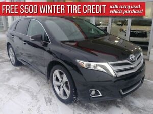 2013 Toyota Venza LOADED *** PST PAID***