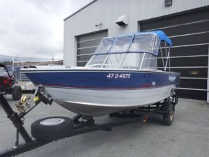 1990 Princecraft Springbrook Super Pro 196 -