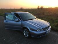 Jaguar, X-TYPE, Saloon, 2009, Other, 2198 (cc), 4 doors