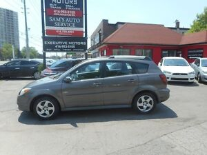 2008 Pontiac Vibe CLEAN WINTER TIRES AND RIMS INCLUDED