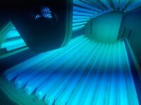 Lay down Sun/Tanning bed *price lowered- need gone by 19 Aug*