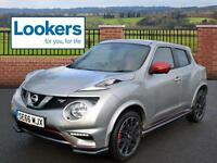 Nissan Juke NISMO RS DIG-T (silver) 2017-01-23