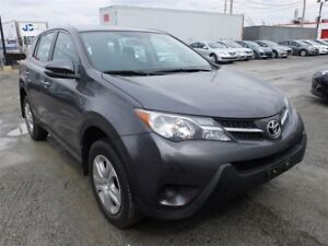 2015 Toyota RAV4 LE AWD BLUETOOTH