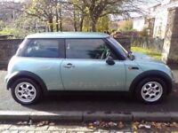 Mini One 1.6 2002 (52)**Automatic**Very Low Miles**Full Years MOT**Iconic Mini for ONLY £1995