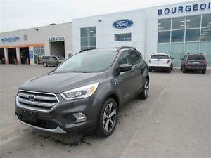 2017 Ford Escape SE 4WD VOICE ACTIVATED N