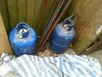 Gas clander