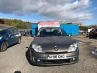DIESEL RENAULT LAGUNA 2.0 DCI HALF LEATHER MOT 28 JUNE 18