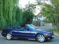 1997 BMW E36 323i Convertible Auto.. BARGAIN TO CLEAR..