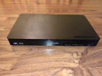 Panasonic Smart 3D BluRay Player, 4K Upscaling DMPBDT180
