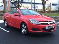 VAUXHALL ASTRA TWINTOP 1.6 AIR*£1999*LONG MOT*LOW MILES*SERVICE HISTORY*PX WECOME*DELIVERY*CHEAP CAR