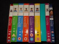 Everybody Loves Raymond series 1-9 boxsets