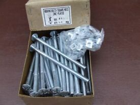 Roofing Bolts M8x140mm