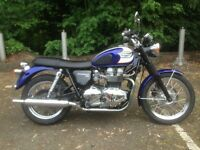 Triumph Bonneville T100 Excellent Condition