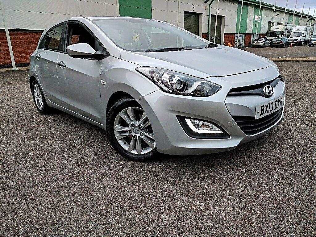 2013 Hyundai i30 - 1 Owner - Full Service History - £30 TAX