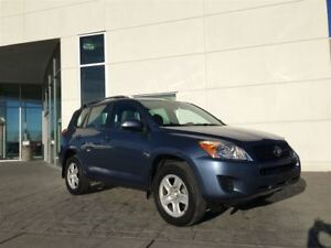 2010 Toyota RAV4 Base - Low KM`s, No Accidents, Cruise Control