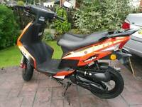 Baotian Eagle GT 50cc Moped