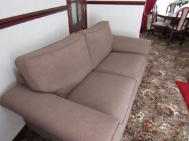 Sofology Sofa. Under 1 year old. As new condition. Colour MINK.