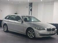 62 REG 2012 BMW 520 DIESEL ESTATE NEW SHAPE - FULL BMW SERVICE HISTORY - REVERSE CAMERA - PX WELCOME