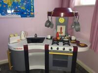 Children's Mini Tefal Kitchen