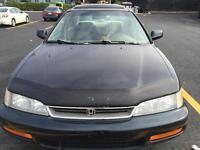 Honda accord 1997 ex-r