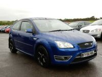 2006 ford focus st 2.5 petrol only 84000, motd may 2019 excellent example all cards welcome