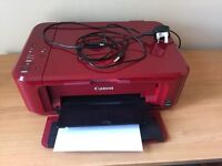 Canon Printer - 2 years old, good as new!