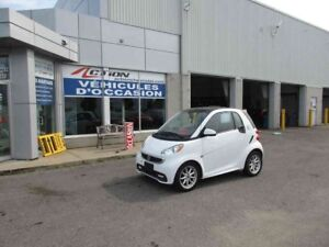 2014 SMART Fortwo Coupe Electric Drive Passion,NAVIGATION