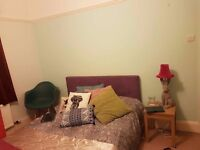 lovely double room to rent in friendly sociable house! £465 a month