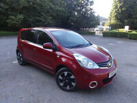 Nissan Note N-Tec Plus Auto Petrol 0% FINANCE AVAILABLE