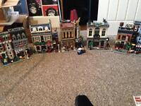 5 lego modulars